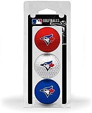 NCAA 3-Pack Team Golf Balls
