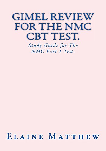 Gimel Review for the UK NMC CBT Test