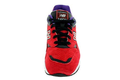 New US Red amp; Men's with Purple With Shoe Purple Black amp; Red Classics Men Black Running 10 Balance CM1600 AfHAp
