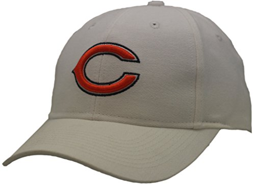 Chicago Bears Basic Logo Velcro Back Hat 11281 (Reebok Bears)