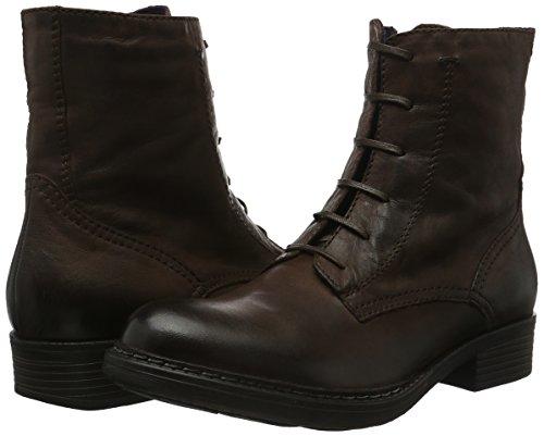 5 Uk Boots cafe Brown Women's Tamaris 25223 Brown Combat 361 CYwXSO1qx