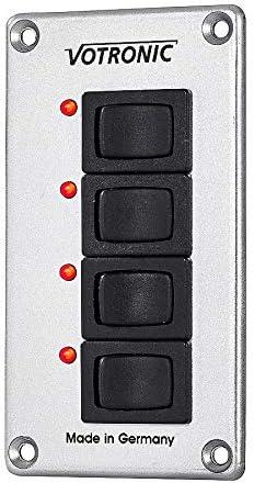 Interruttore-panel Votronic 4 S