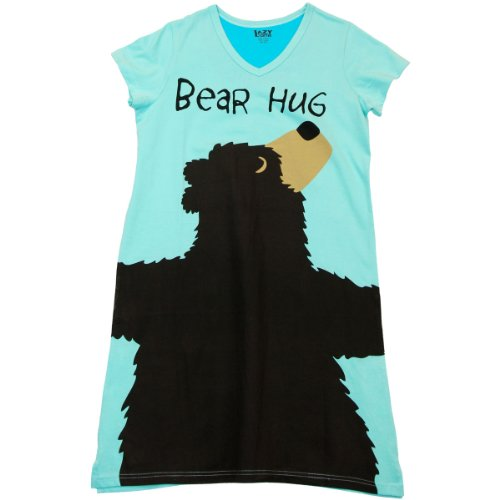 Women's Bear Hug Nightshirt