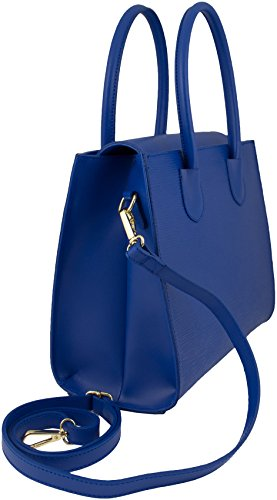 Shirin Sehan Anouk, Borsa a spalla donna blu Blau