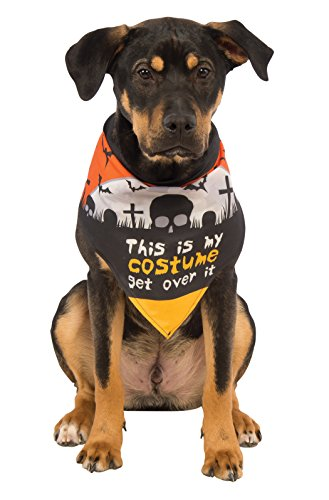 Rubie's This Is My Costume Dog Bandana]()