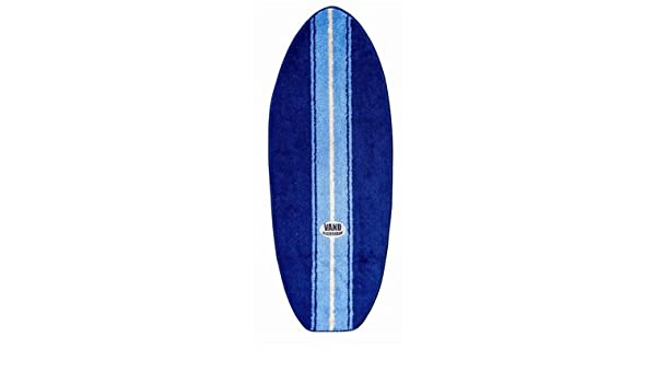 Amazon.com: Blue and Yellow Surfboard Shaped Rug 44