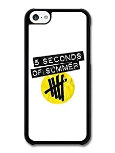 diy phone caseAMAF ? Accessories 5 Seconds Of Summer Boyband Yellow Logo case for iphone 4/4sdiy phone case