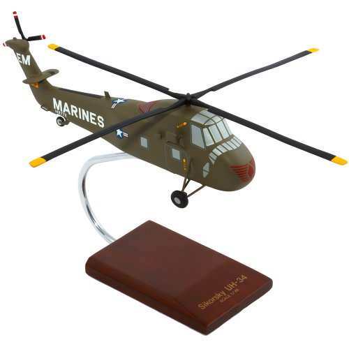 Mastercraft Collection UH-34D Sea Horse Scale: 1/48