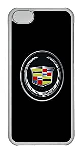 iphone 6 4.7 Case, iphone 6 4.7 Cases - Anti-Scratch Crystal Clear Back Bumper for iphone 6 4.7 Cadillac Car Logo 1 Shock-Absorption Hard Case for iphone 6 4.7