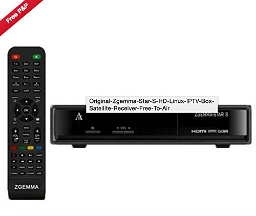 New zgemma Star S FULL setup instructions and firmware usb epg and  recording+auto channels update,