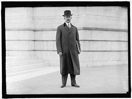 1911 Photo PERKINS, GEORGE WALBRIDGE. FINANCIER Location: Washington - Locations Perkins