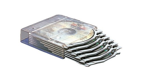Alpine Kae-116c 6-disc Compact Disc Changer Magazine
