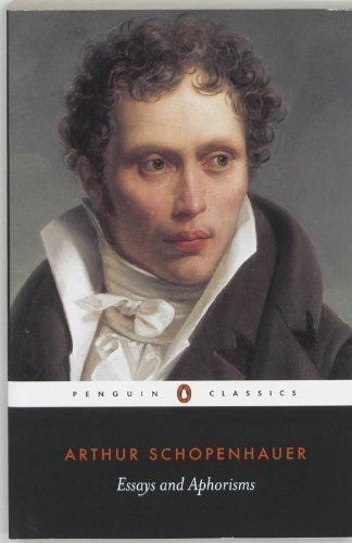 essays and aphorisms schopenhauer summary Encuentra essays and aphorisms (classics) de arthur schopenhauer, r j  hollingdale  mr hollingdale provides the most concise summary on the history  of.