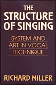 the structure of singing richard miller pdf