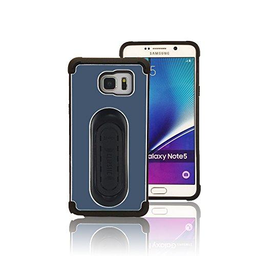 4-in-1 Scooch Clipstic Pro Case for Samsung Galaxy Note 5...