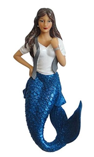 December Diamonds Ana Mermaid Ornament