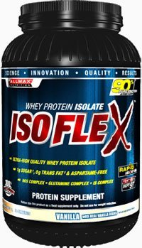 Tous Max Isoflex Isoler Vanilla £ 2 Protein