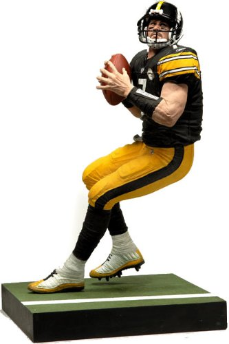 McFarlane Toys NFL Sports Picks 12'' Ben Roethlisberger by McFarlane