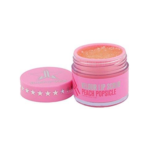 Jeffree Star - Velour Lip Scrub (Peach Popsicle) (Best Jeffree Star Lipsticks For Dark Skin)