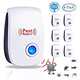 Best Ultrasonic Pest Repellers - Marano Ultrasonic Pest Repeller, Electronic Plug in Pest Review