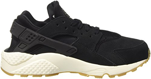 Sd Femme black Nike De Run Noir Brown Huarache Greensailgum Deep Air Chaussures Light Gymnastique wxSq06tqz