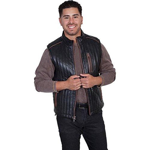 [スカーリー] メンズ ジャケット&ブルゾン Two Tone Vest 306 [並行輸入品] B07DHZM42T S