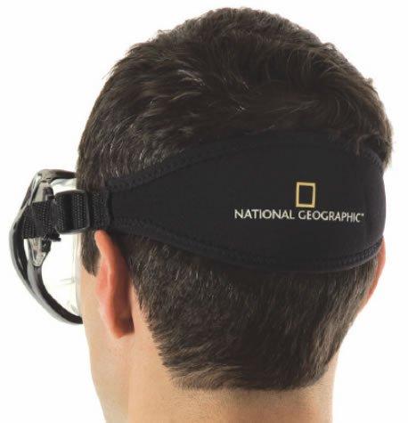 National Geographic Neoprene Mask Strap