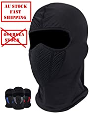 Ski Motorcycle Cycling Balaclava Full Face Mask Neck Scarf Windproof Outdoor AU