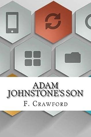 book cover of Adam Johnstone\'s Son