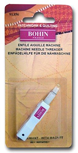 (Bohin 91356 Sewing Machine Needle Threader-)