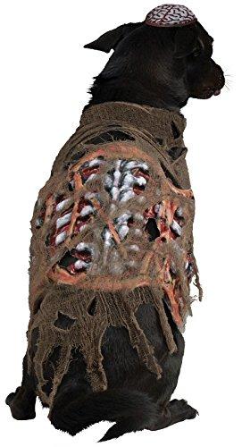 Fun World Zombie Dog Costume Large (40-60 -