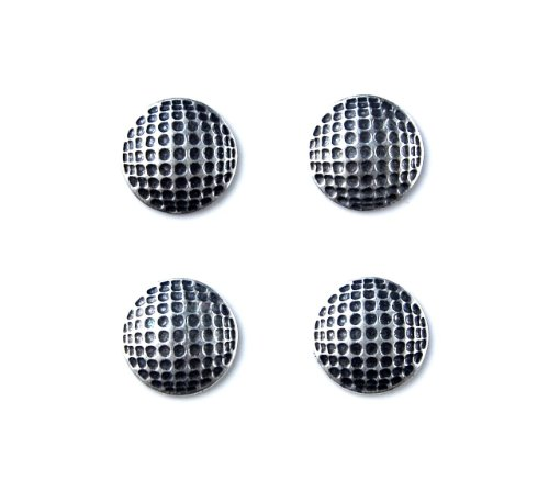 Quality Handcrafts Guaranteed Golf Tuxedo Studs by Quality Handcrafts Guaranteed