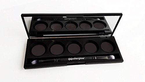 magnetic-eye-shadow-palette-with-mirror-duo-vegan-eye-shadow-brush-five-26mm-pan-wells