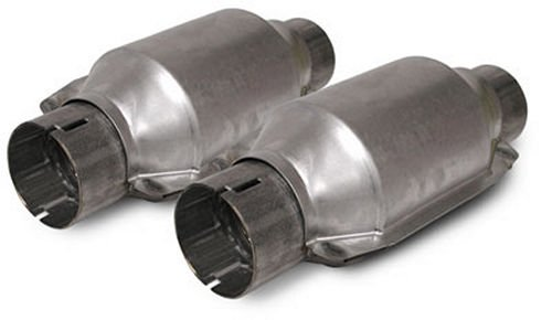 SLP M31040 High Flow Catalytic Converter - Pair SLP Performance Parts