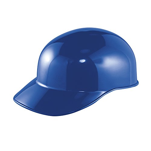 Wilson Old School Skull Cap Royal (Royal Catchers Helmet)