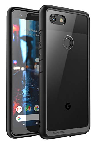 SupCase Unicorn Beetle Style Series Designed for Google Pixel 3a Case, Clear Soft Protective TPU Bumper PC Premium Hybrid Case for Google Pixel 3a 2019 Release - Style 3 Case
