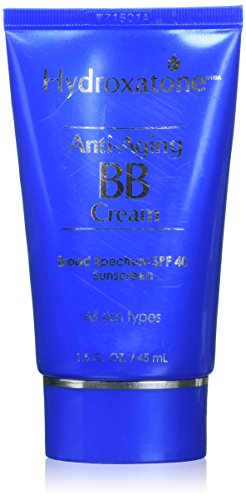 Foundation Bb Cream (Hydroxatone Anti-Aging BB Cream SPF 40 All Skin Type 1.5 oz (Universal Tone))