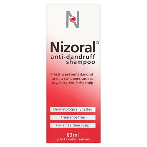 Anti-dandruff Shampoo - 60ml-nizoral McNeil