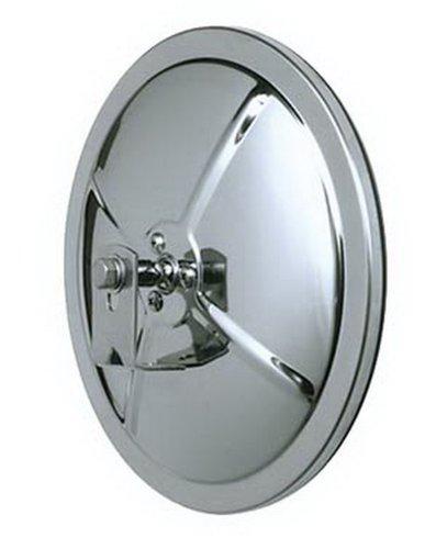 CIPA 48852 Stainless Round Convex Mirror