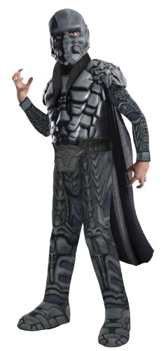 Deluxe General Zod Costume - Large (Deluxe General Zod Child Costume)