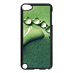 DDOUGS Footprint Customised Cell Phone Case for Ipod Touch 5, Wholesale Footprint Case