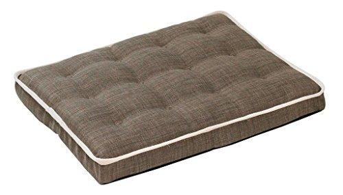 Bowsers Luxury Crate Mattress Dog Bed, Medium, Driftwood