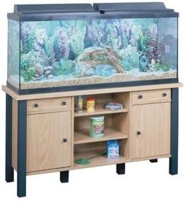 Amazon Com Furniture 55 Gallon Aquarium Stand Furniture Decor