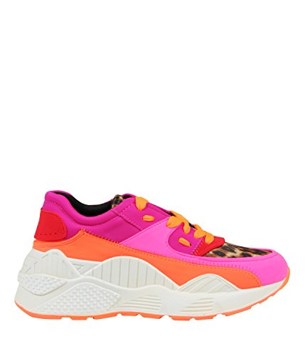 Jeffrey Fuchsia Neoprene Sneaker Campbell 42JC053 44q7PxTwB