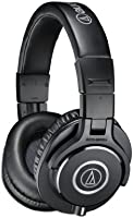 Audio-Technica ATH-M40X Closed-back Headphones