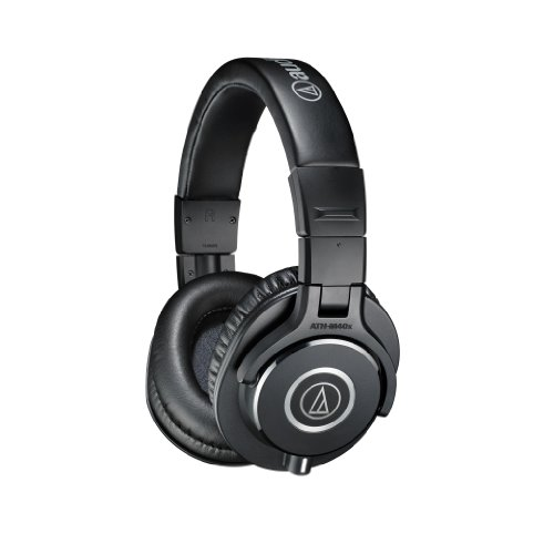 Audio Technica Ath M50 Headphones (Audio-Technica ATH-M40x Professional Monitor Headphones)