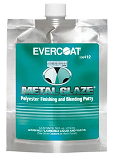 Evercoat 412 Metal Glaze - 16 fl. oz.