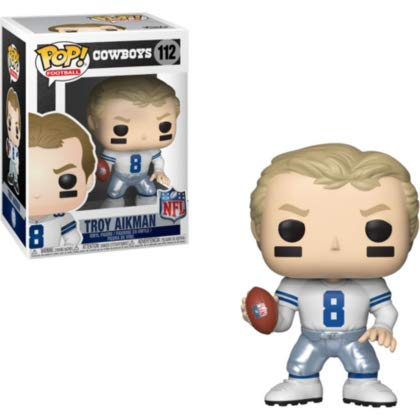 ff3ded52248 Amazon.com  Funko POP! NFL  Legends - Troy Aikman  Toys   Games