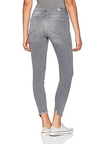 Nos Only Donna Grey Denim Grigio medium Skinny Jeans rrqxdpw6