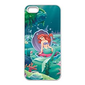 Little Mermaid II, The Return to the Sea iPhone 4 4s Cell Phone Case White MSU7215714